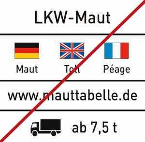 Bez mýta v Německu na dálnicích s duálním pohonem Nafta a CNG
